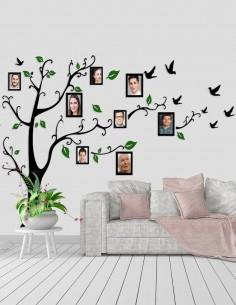 Adesivo Decorativo Árvore...